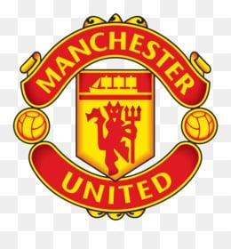 manchester united logo png 5a3a1f481b3e42.85663501151375853611169607