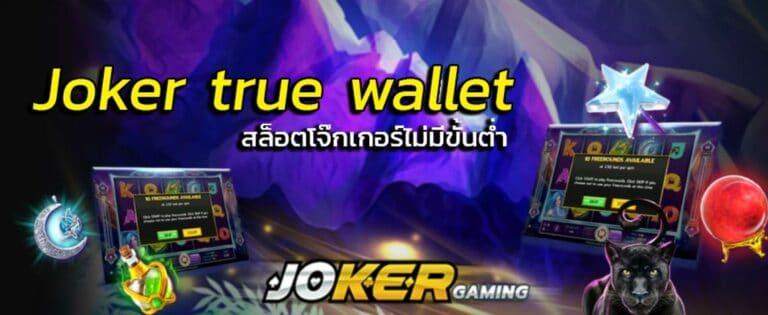 Joker SLOT Wallet